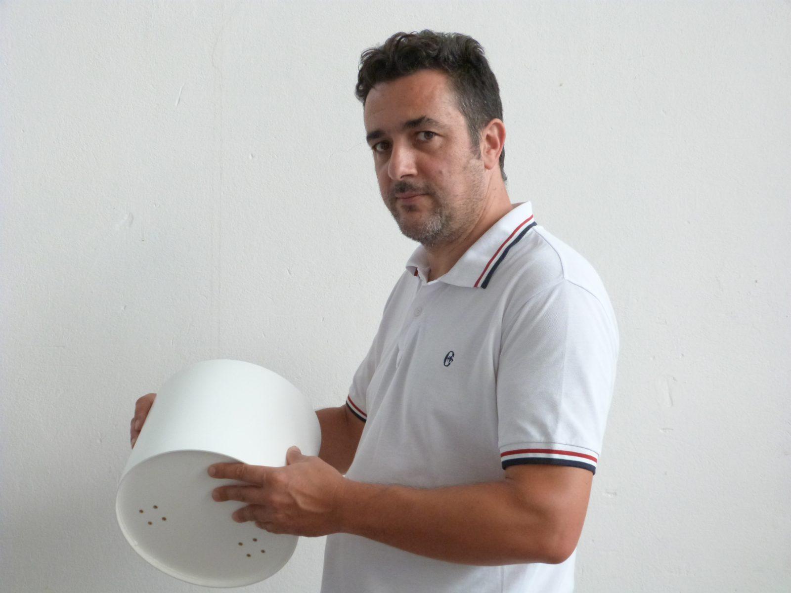 LUCA CASSIANI E LA SUA ESPERIENZA NELLA RIPARAZIONE DELLE SOLID SURFACE
